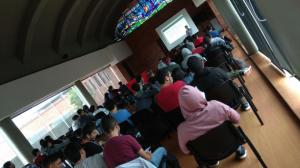 Jornada de conferencias en el Expin Media Lab WorkShop 2017