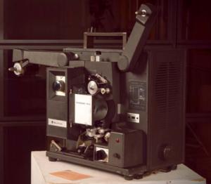 Video cámara antigua