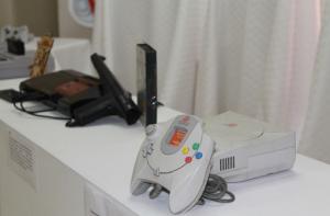 Consolas expuestas en Play On Gaming